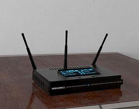 router 06 am156 3D model