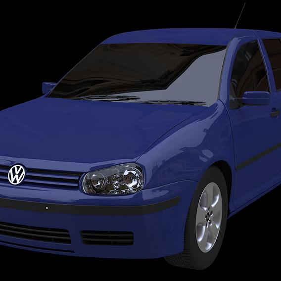 Volkswagen Golf MK4 1997 - 2005
