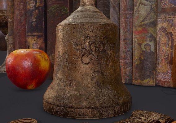 Medieval props