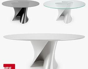 3D MDF Italia S Table