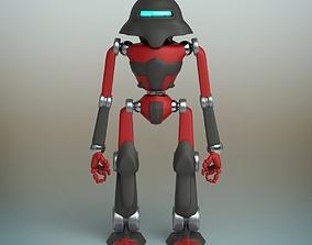 3D Droid Robot