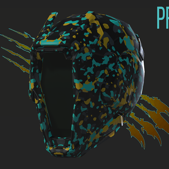 Project 1 - Exotic Camo