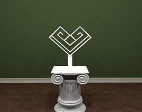3D printable model Legend of Zelda - Terry Town Emblem