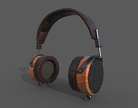 3D asset Headphone