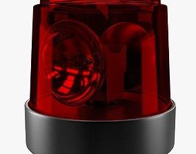 Warning Light 3D model