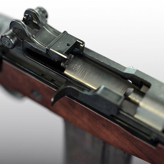 M14 Battle Rifle