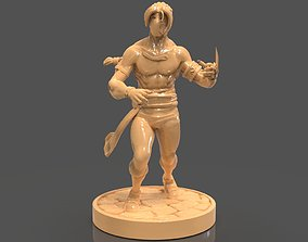 Vega or Balrog Sculpture from Street 3D printable model