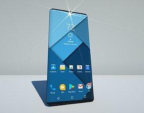 3D Samsung Galaxy Note 8