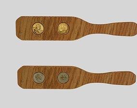 3D asset Coin Kip