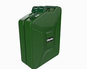 3D asset jerry can