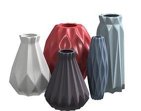 exterior vase 04 3D model