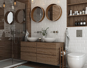 plant 3D model Bathroom Furniture