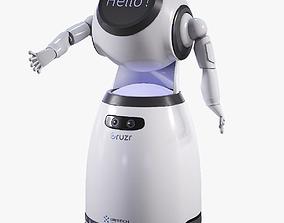 3D asset Robot Cruzr