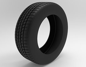 3D Realistic Tire