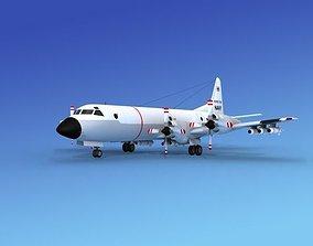 Lockheed P-3 Orion Thailand 3D