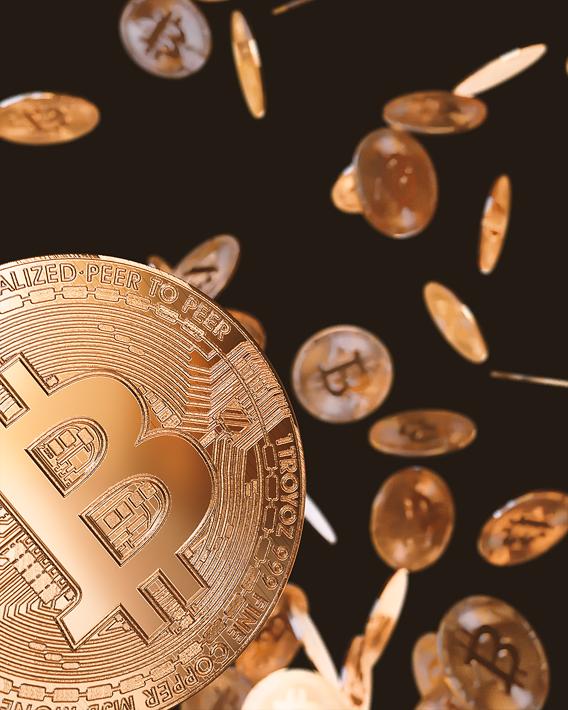 """""""Bitcoins rain..."""""""