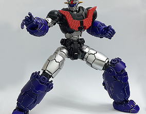 3D printable model hobby Mazinger Z