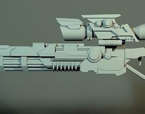 3D printable model Sniper
