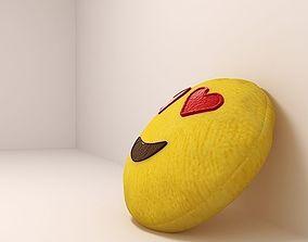 emjo pillow decoration 3D printable model