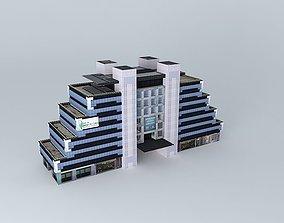 3D model Clinical Mother of God center