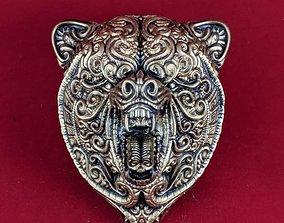 3D printable model Ornate Bear