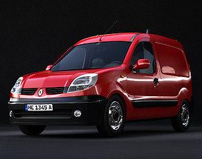 Renault Kangoo Minivan 3D