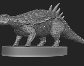 3D print model Acantholipan Gonzalezi Dinosaur figurine