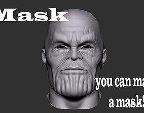 stark Thanos 3D printable model