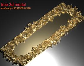 free stl of plate 3D printable model