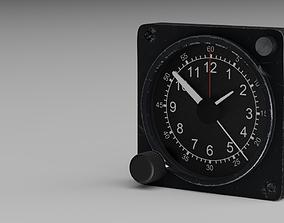 F16 Clock 3D model