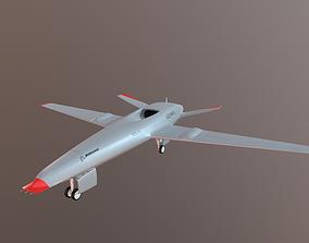 Boeing MQ-25 Stingray 3D