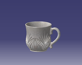 3D printable model sharlot cup best for printing and