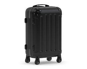 3D Rolling Travel Suitcase