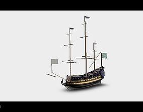 Le Soleil Royal 3D print model