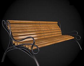 3D decoration Bench