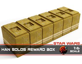 Star Wars Han Solos Reward Box 1-6 3D printable model 1
