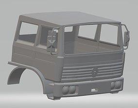 Renault G290 Printable Cabin Truck