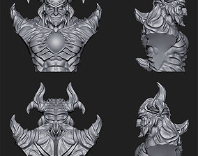 Oni 6 figurine 3D print model