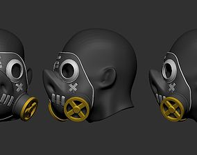 Roadhog Overwatch 3D print model