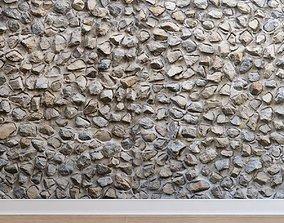 Stone cladding Stone 010 3D model