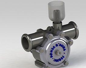 3D model Protec 7-41 Pump water