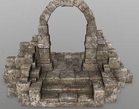 3D model gate 10