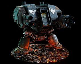 Dreadnought warhammer 40k 3D