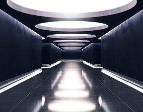 3D model Hallway 008