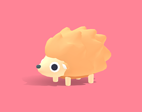 3D Hank the Hedgehog - Quirky Series