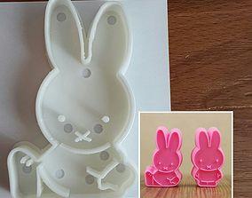 3D printable model Miffy Bunny
