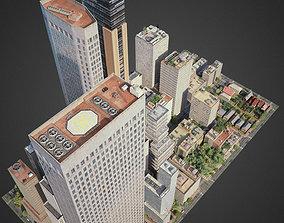 City District H13-R27 3D model