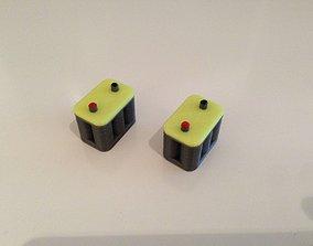 Diorama Scale Optima Battery Replica 3D print model