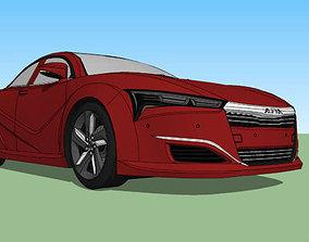 2017 Alpha Emora VTS 3D model