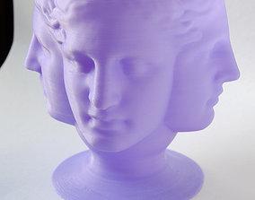 3D printable model Tetravenus Vase